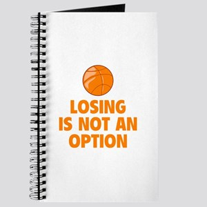 Losing is not an option Journal