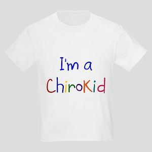 I'm a ChiroKid Kids T-Shirt