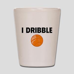 I Dribble Shot Glass