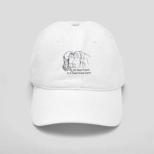 N DeafBF Hug Cap