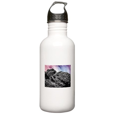 Pink Sky Stainless Water Bottle 1.0L