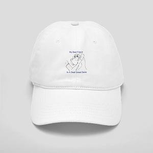 N DeafBF Cap