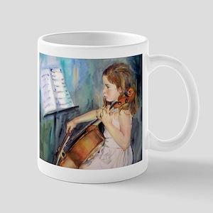 Little Girl Cellist Mug