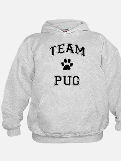 Team Pug Hoodie