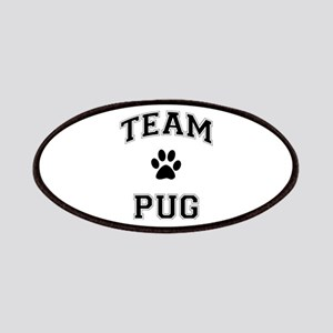 Team Pug Patches