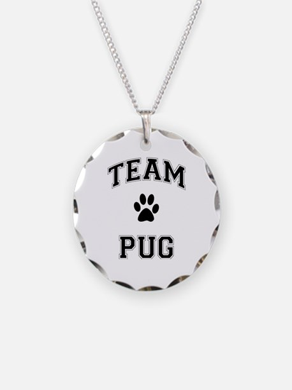 Team Pug Necklace