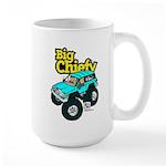 Big Chiefy Large Mug