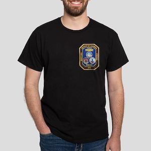 Metro Transit Police Black T-Shirt
