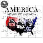 21st Century America Puzzle