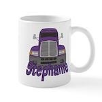 Trucker Stephanie Mug