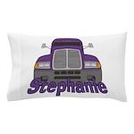 Trucker Stephanie Pillow Case