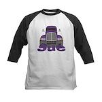 Trucker Sue Kids Baseball Jersey