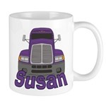 Trucker Susan Mug