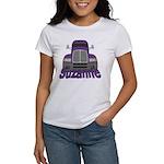 Trucker Suzanne Women's T-Shirt