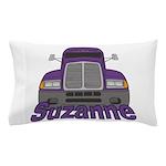 Trucker Suzanne Pillow Case