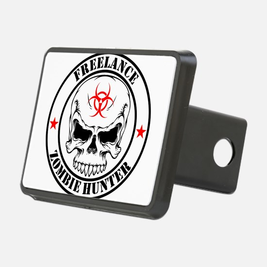 Freelance Zombie Hunter Hitch Cover