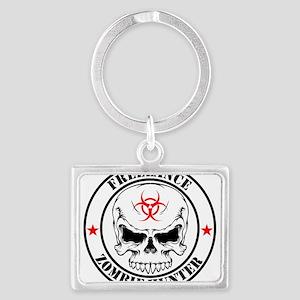 Freelance Zombie Hunter Keychains