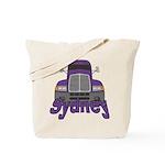Trucker Sydney Tote Bag