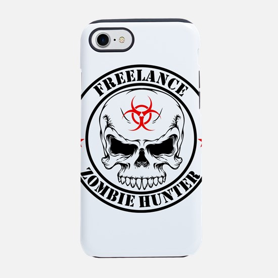Freelance Zombie Hunter iPhone 7 Tough Case
