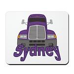 Trucker Sydney Mousepad