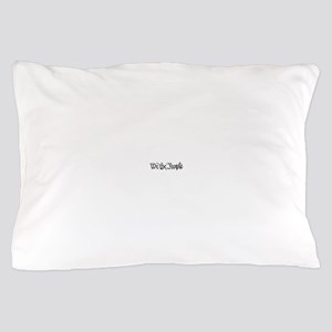 WE THE PEOPLE XVII TRANS BACK Pillow Case