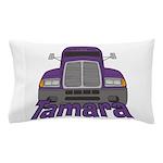 Trucker Tamara Pillow Case