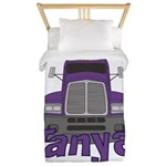 Trucker Tanya Twin Duvet