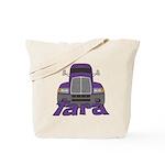 Trucker Tara Tote Bag