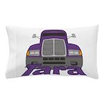 Trucker Tara Pillow Case