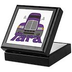 Trucker Tara Keepsake Box
