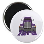 Trucker Tara Magnet