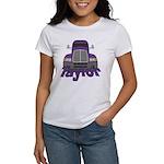 Trucker Taylor Women's T-Shirt