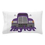 Trucker Taylor Pillow Case