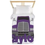 Trucker Taylor Twin Duvet