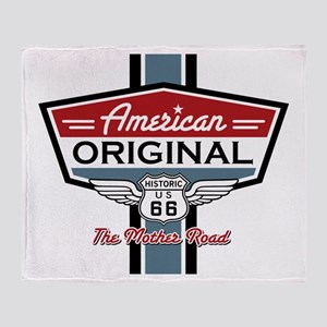 American Original Throw Blanket