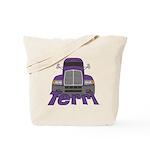 Trucker Terri Tote Bag