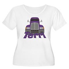 Trucker Terri T-Shirt