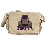 Trucker Terri Messenger Bag