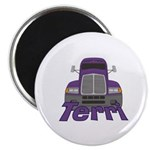 Trucker Terri Magnet