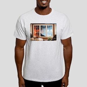 VOLCANOW ERUOTING WINDOW T-Shirt