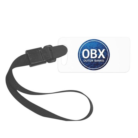 OBX - Outer Banks Small Luggage Tag