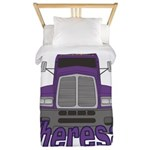Trucker Theresa Twin Duvet