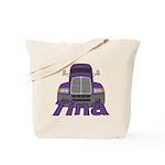 Trucker Tina Tote Bag