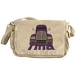 Trucker Tina Messenger Bag