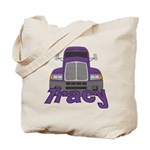Trucker Tracy Tote Bag