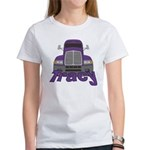 Trucker Tracy Women's T-Shirt