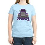 Trucker Tracy Women's Light T-Shirt
