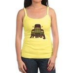 Trucker Tracy Jr. Spaghetti Tank
