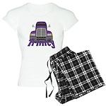 Trucker Trinity Women's Light Pajamas