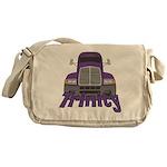 Trucker Trinity Messenger Bag